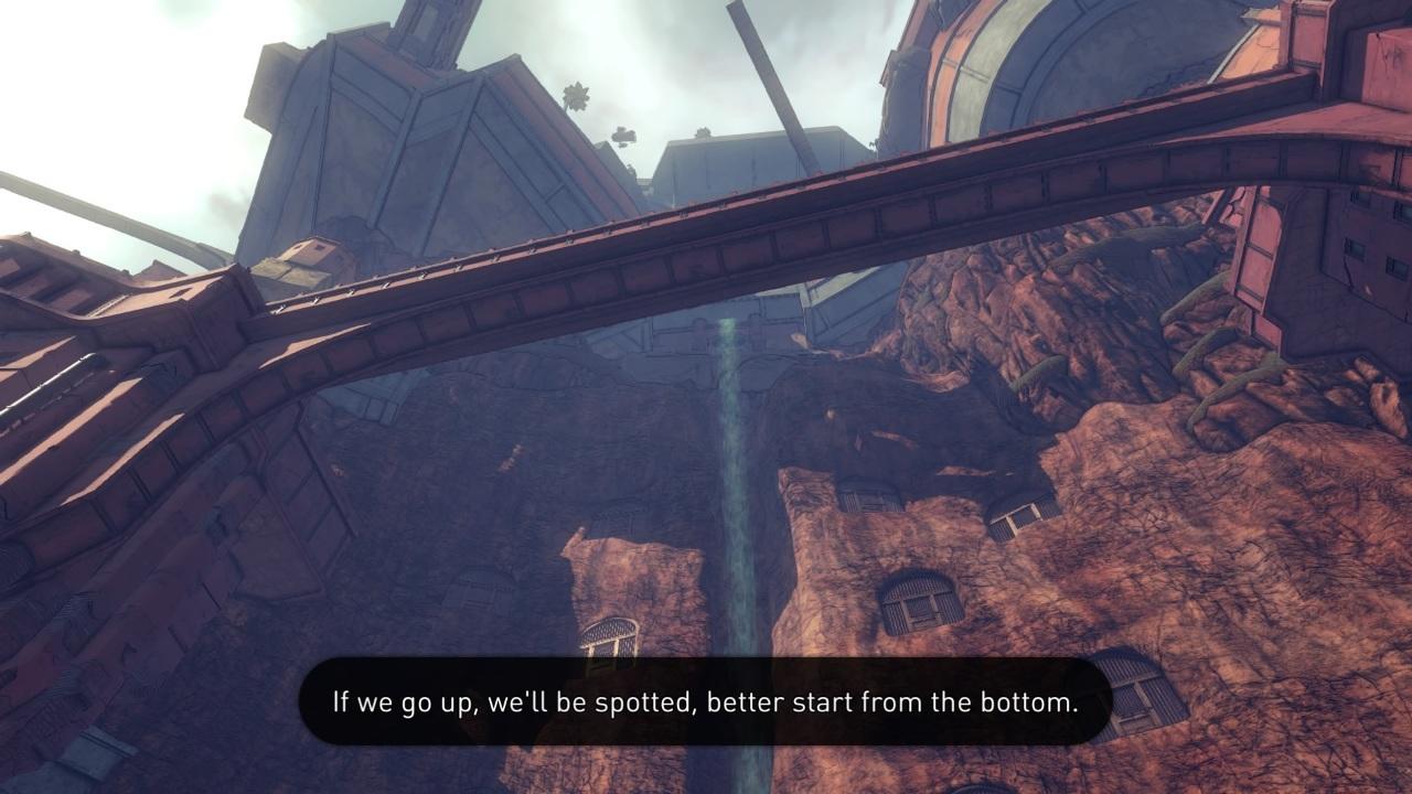 Gravity Rush 2 скриншот