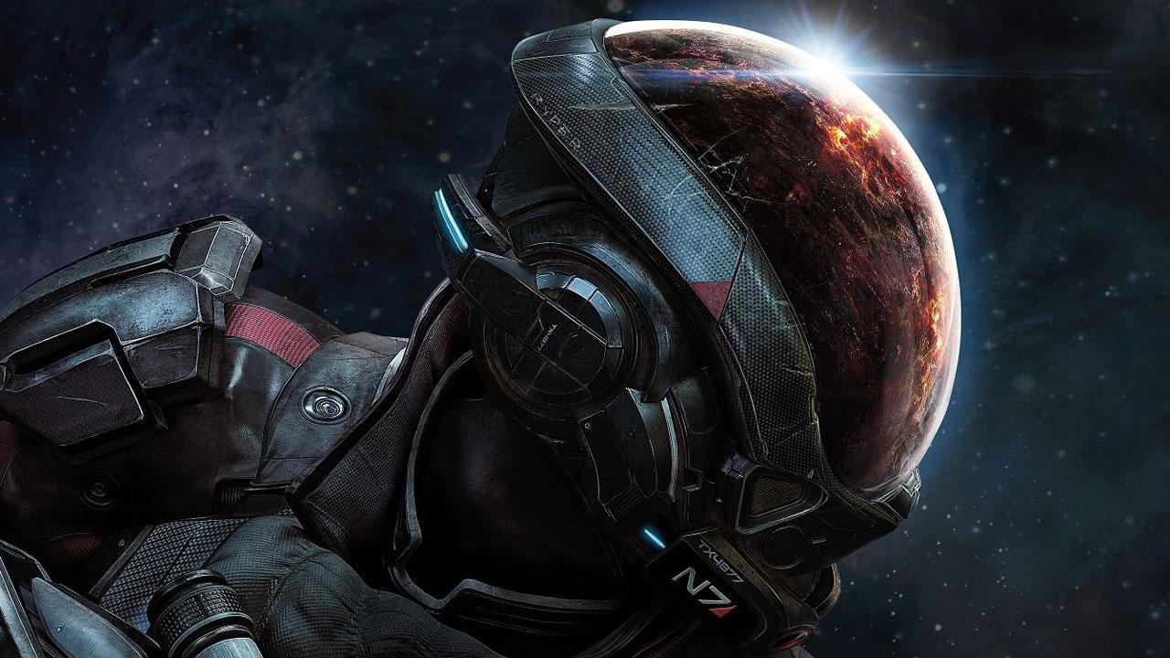 Mass Effect: Andromeda скриншоты
