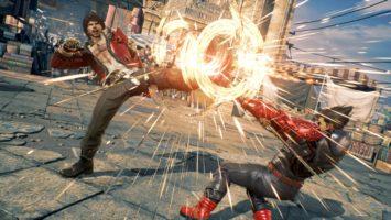 Tekken 7 скрин