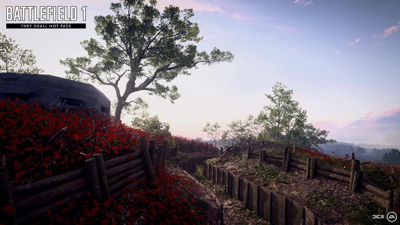 Battlefield 1: They Shall скриншоты