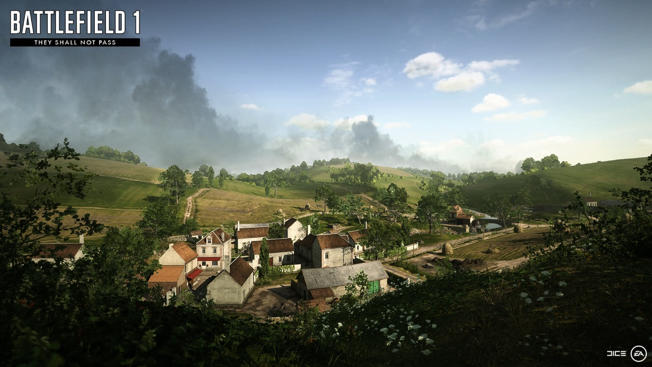 Battlefield 1: They Shall скриншот