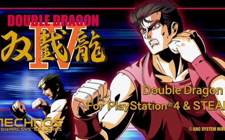 Трейлер Double Dragon 4