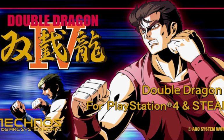 Трейлер Double Dragon 4