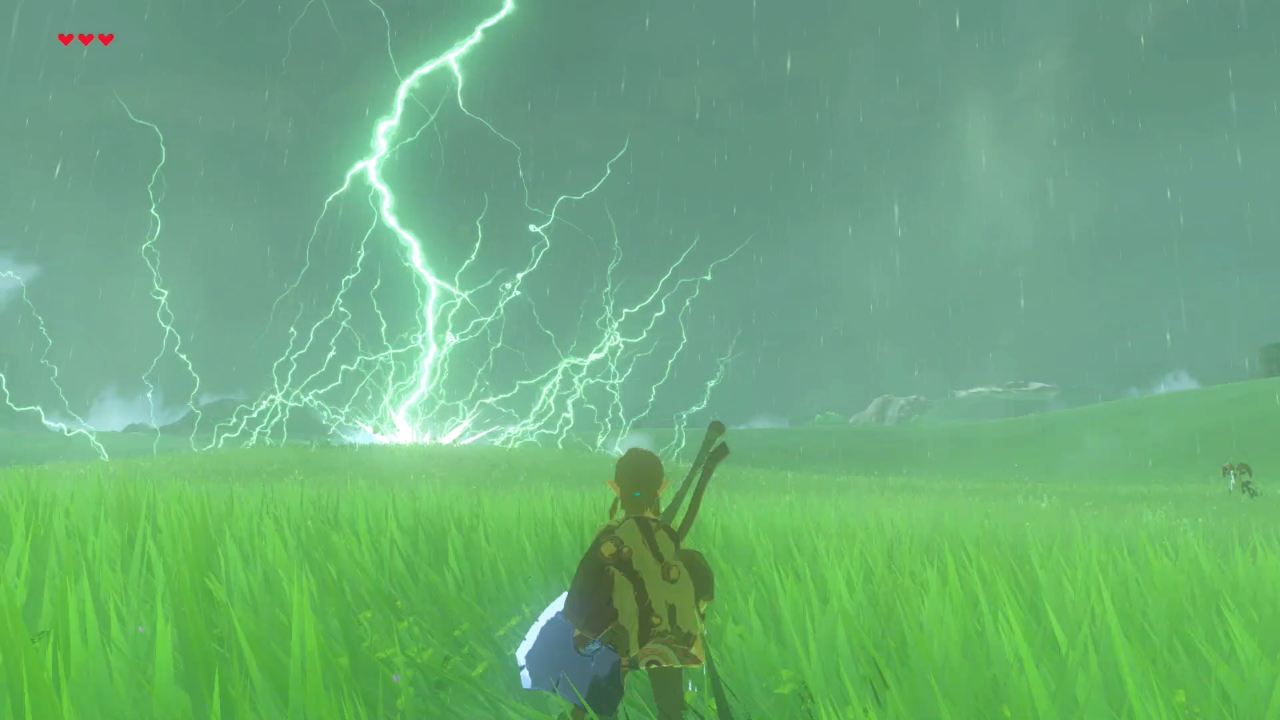 The Legend of Zelda: Breath of the Wild скриншоты
