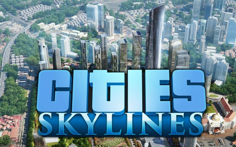 Cities: Skylines анонс