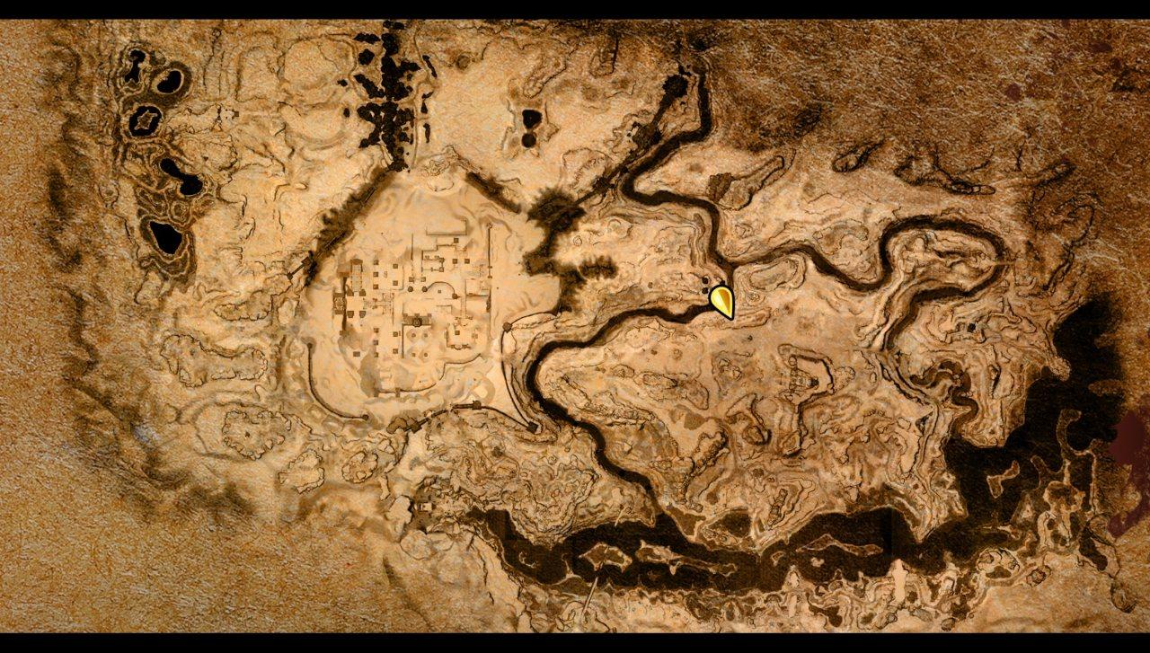 Conan карта