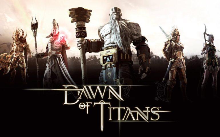 Dawn of Titans скриншоты
