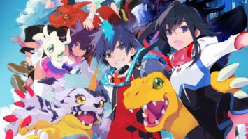 Digimon World Next Order скриншоты