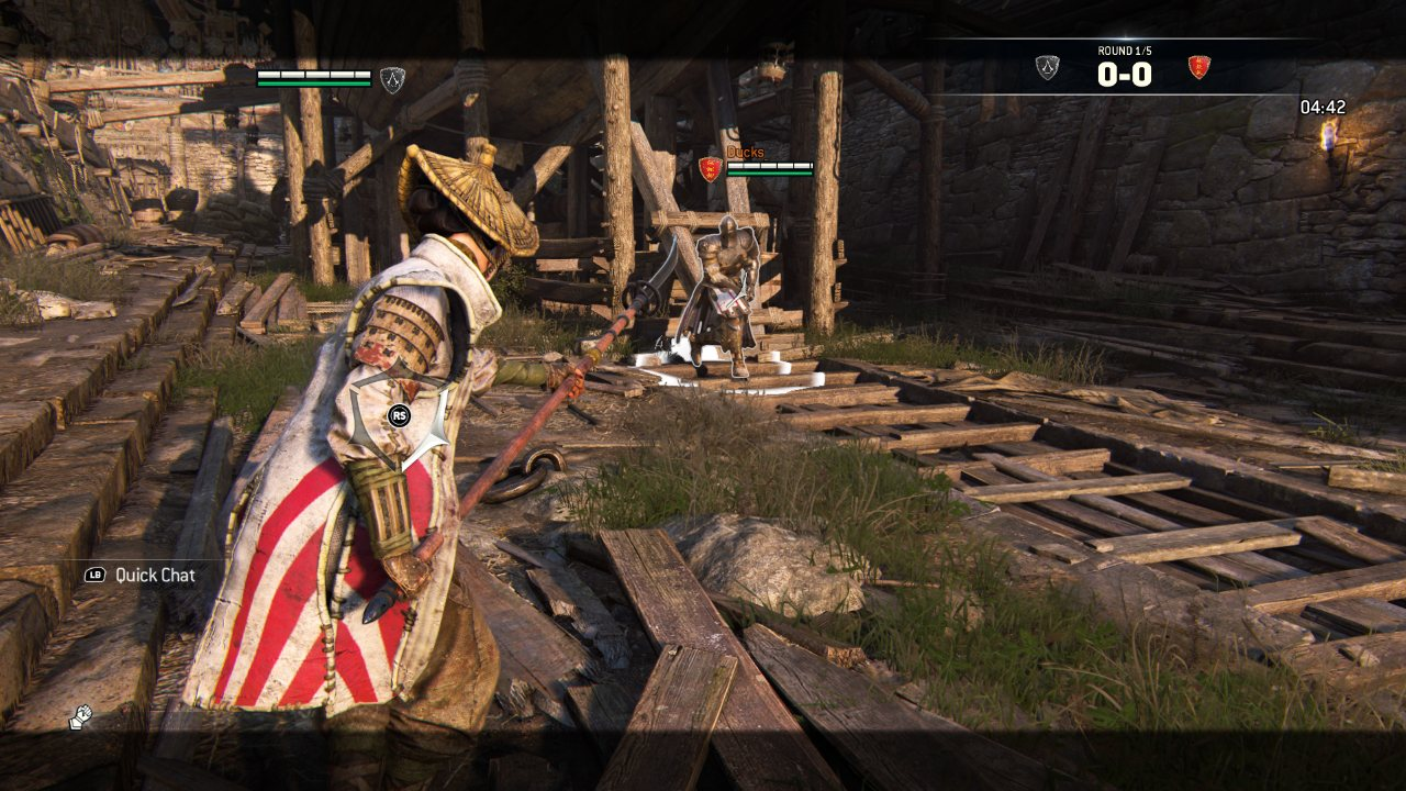For Honor скриншоты
