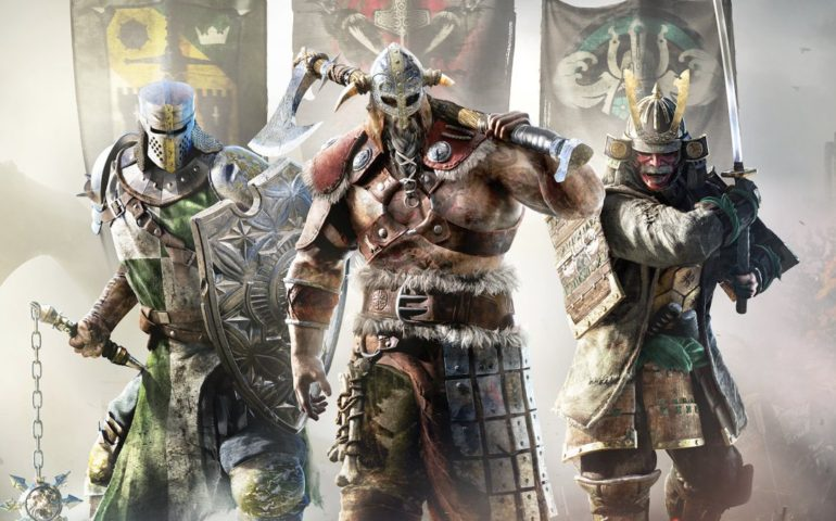 For Honor арт