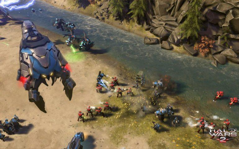 Halo Wars 2 скриншоты