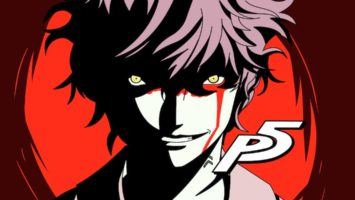 Persona 5 скриншоты