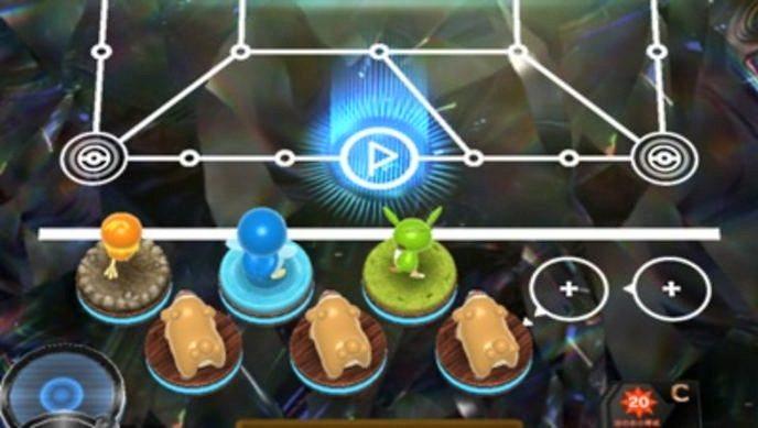 Pokemon Duel скриншоты