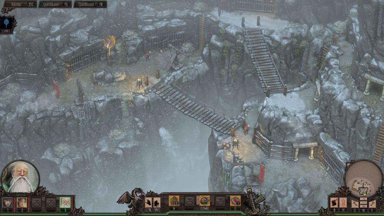 Blades of the Shogun скриншоты
