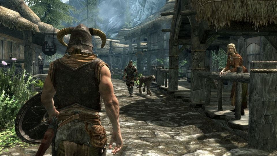 Elder Scrolls V: Skyrim скриншоты