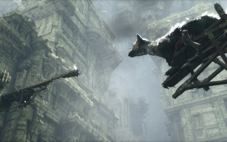 The Last Guardian скриншоты