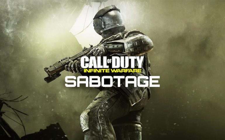Call of Duty: Infinite Warfare DLC Sabotage