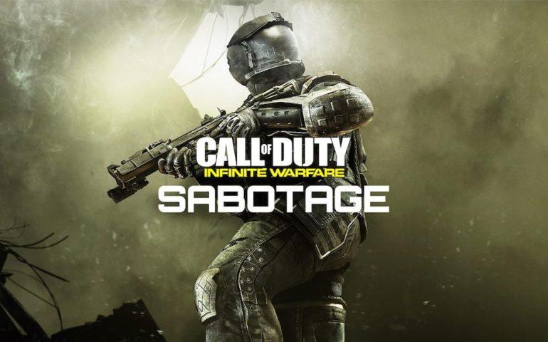 Call of Duty: Infinite Warfare DLC Sabotage