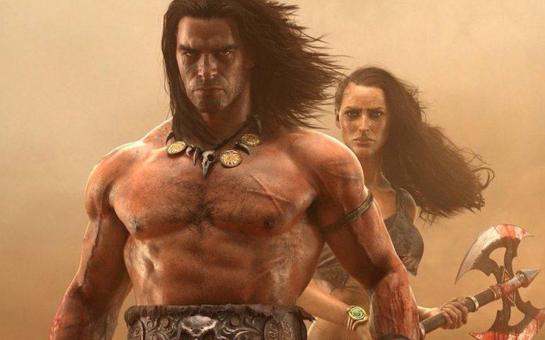 трейлер Conan Exiles