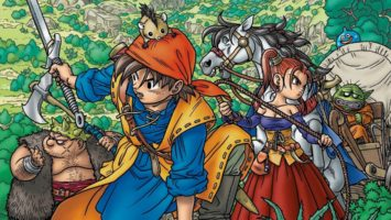 Dragon Quest 8 арт