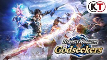 Dynasty Warriors: Godseekers арт