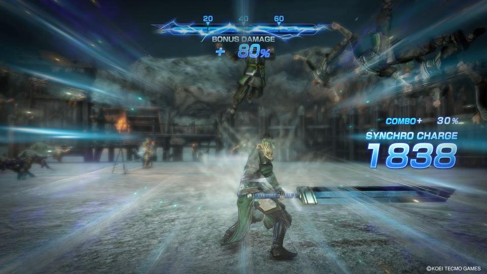 Dynasty Warriors: Godseekers скриншоты