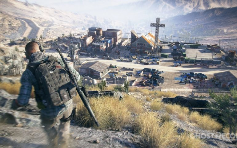 Ghost Recon: Wildlands скриншоты