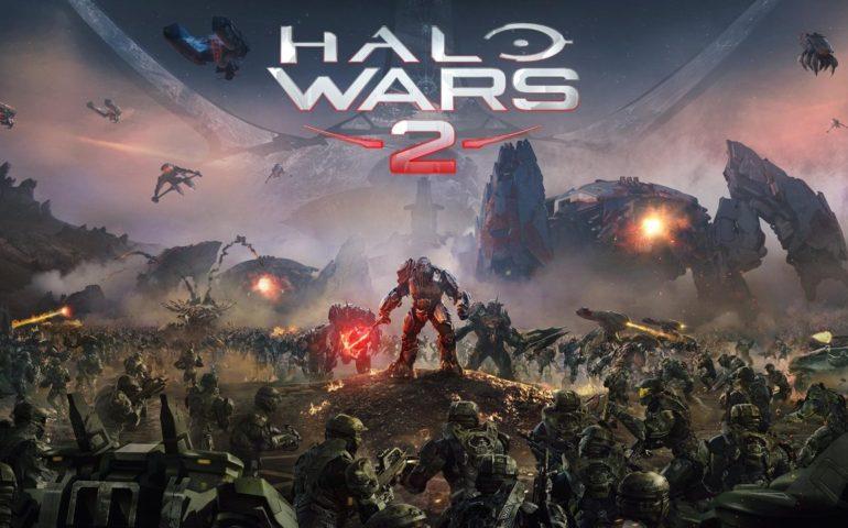 Halo Wars 2 банер