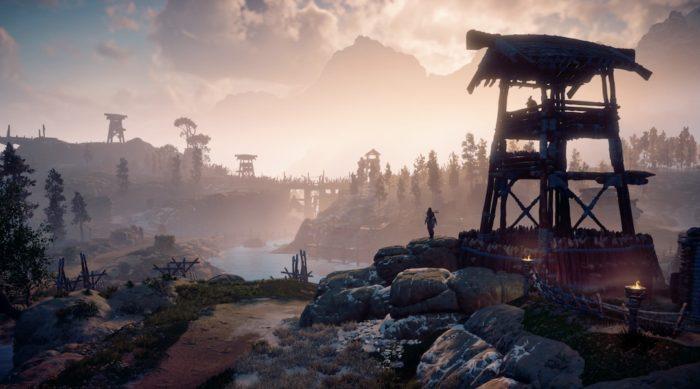 Horizon: Zero Dawn скриншоты