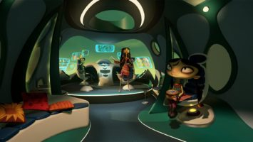 Psychonauts in the Rhombus of Ruin скриншоты