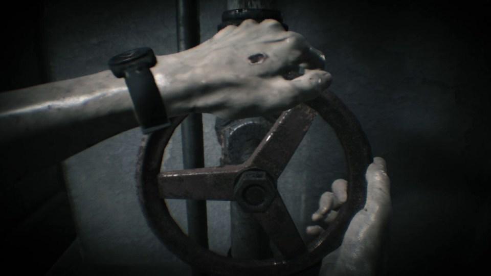 Resident Evil 7 вентиль