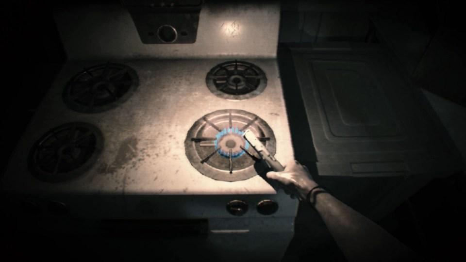 Resident Evil 7 зажечь свечу