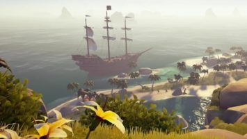 Sea of Thieves скриншоты