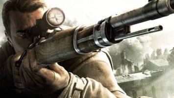 Sniper Elite 4 арт