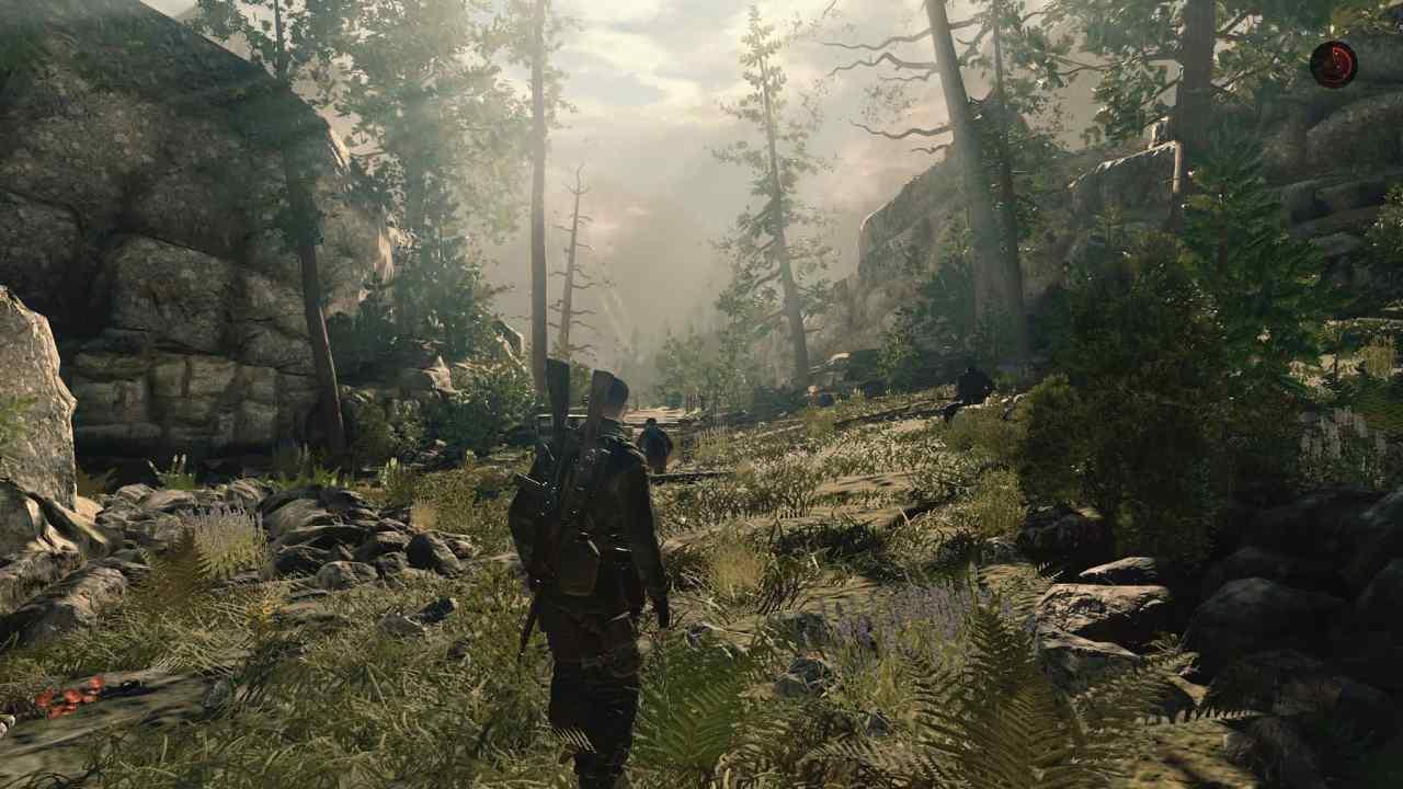 Sniper Elite 4 скриншоты
