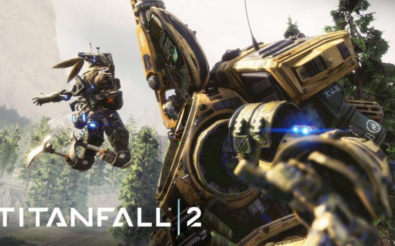 Titanfall 2 скриншоты
