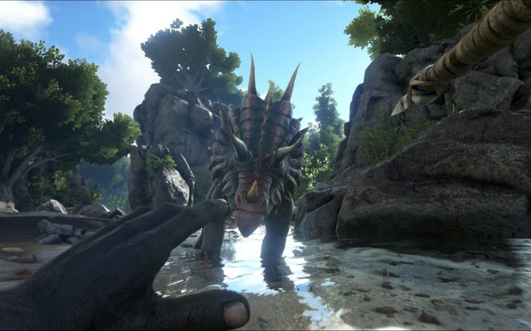 ARK: Survival Evolved скриншоты