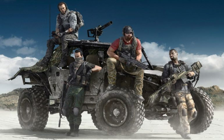 Ghost Recon Wildlands скриншоты