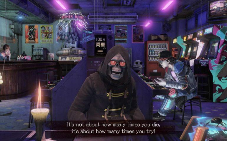 Let it Die скриншоты