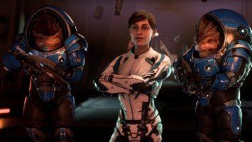 Mass Effect: Andromeda тест
