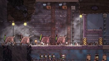 Oxygen Not Included обзор