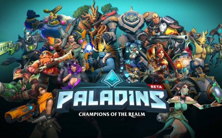 Гайд Paladins: Champions of the Realm