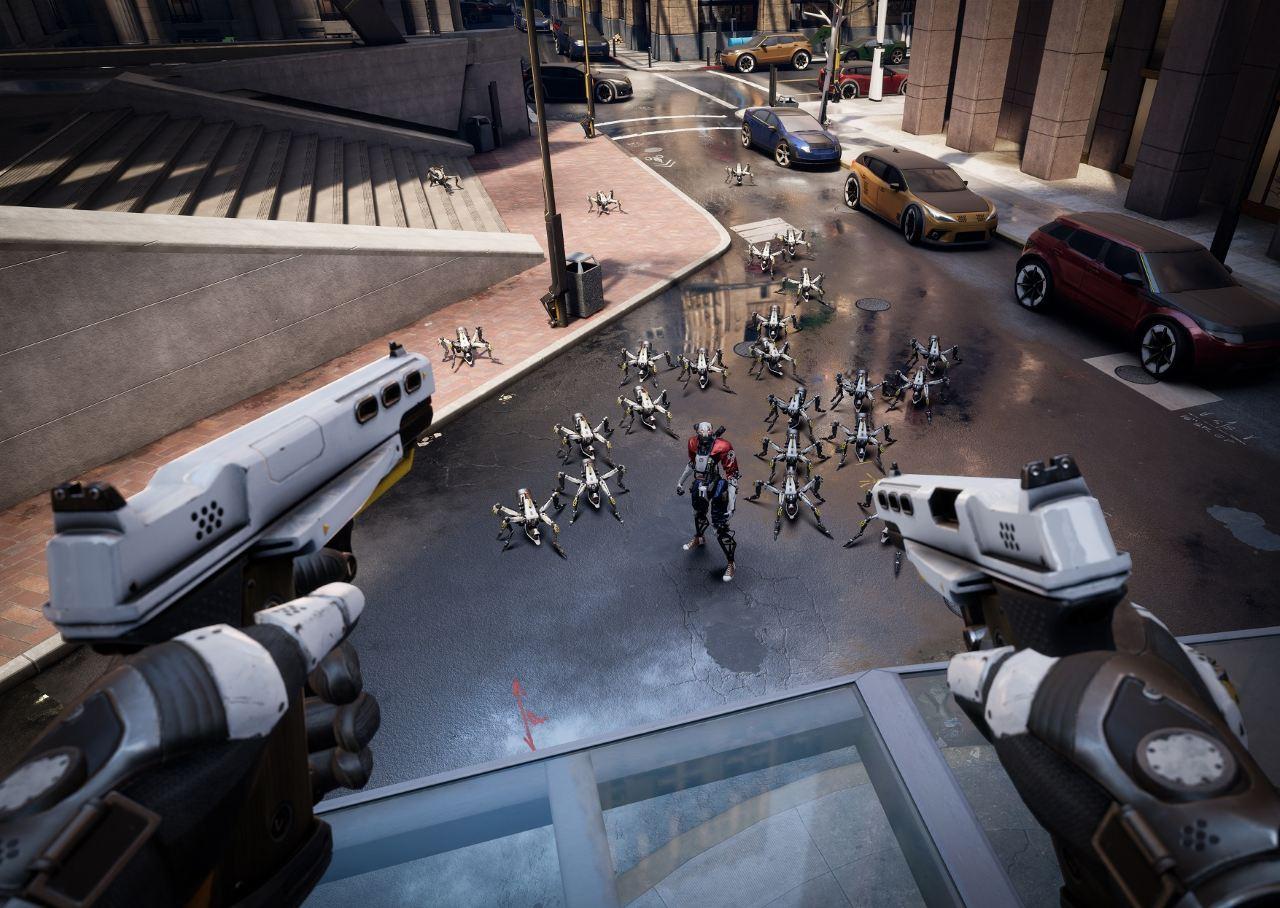 Robo Recall скриншоты