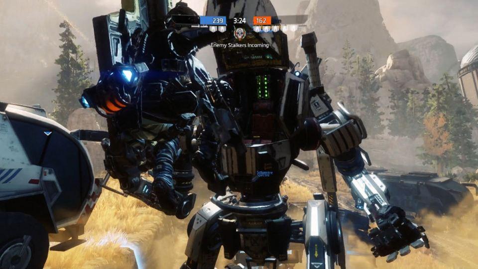 Ronin в игре Titanfall 2 скриншоты