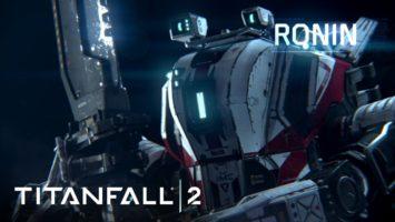 Ronin в Titanfall 2 скриншоты