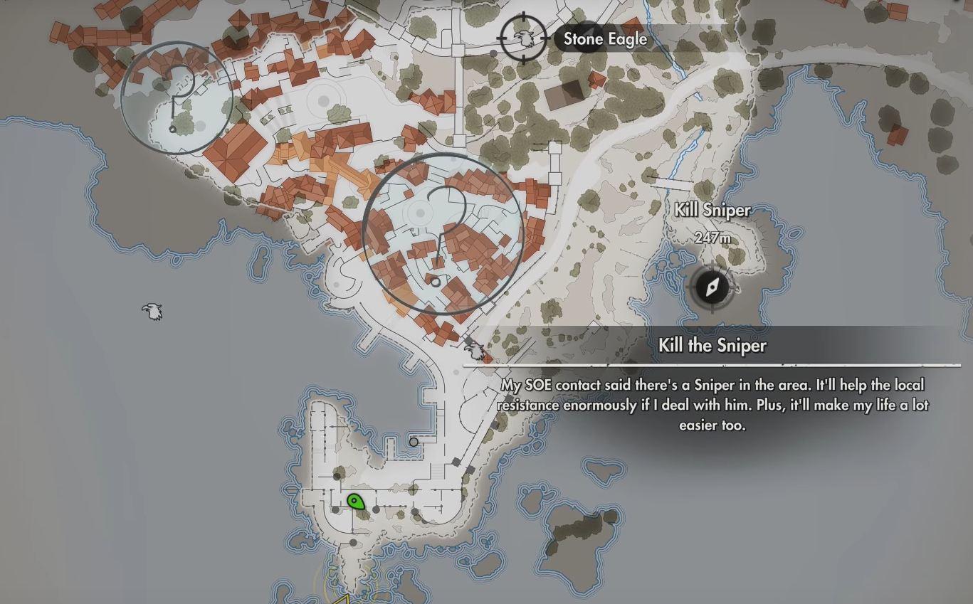 Sniper Elite 4 миссия 2
