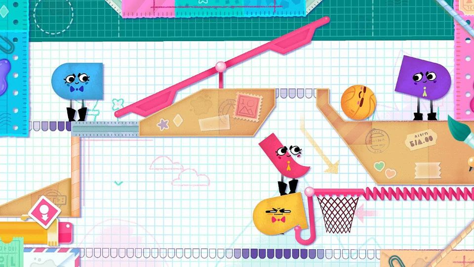 Snipperclips советы