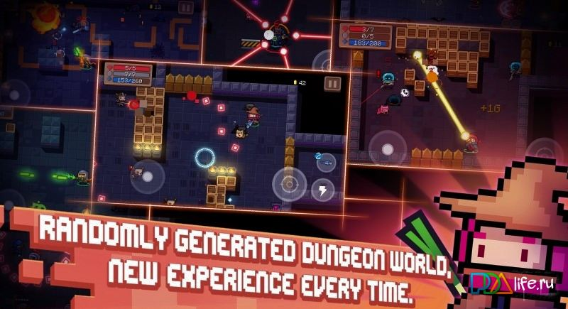 Soul Knight скриншоты