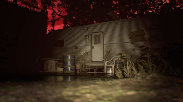 Resident Evil 7 скрин