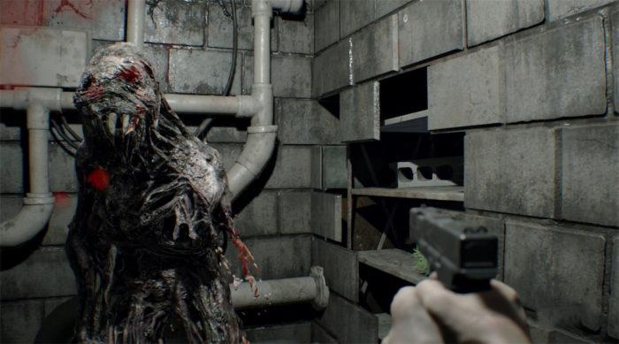 Resident Evil 7 скриншоты